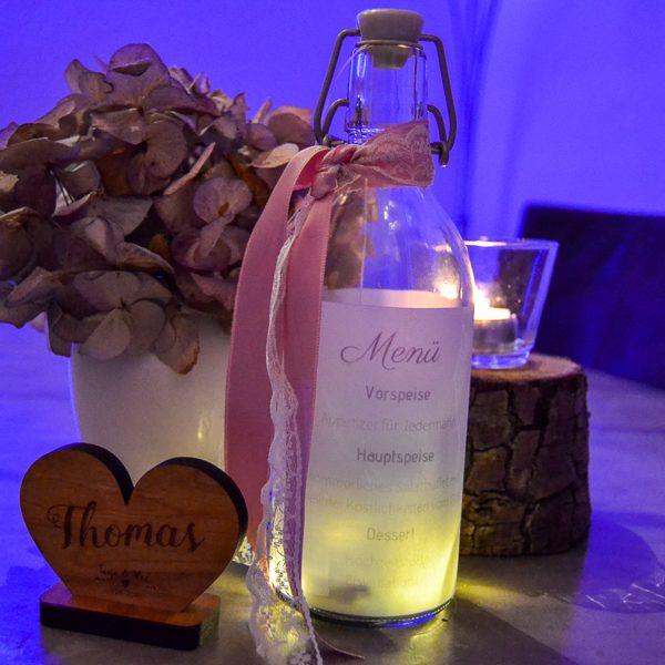 Menükarte Flasche01