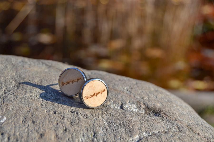 Holz Manschettenknöpfe04