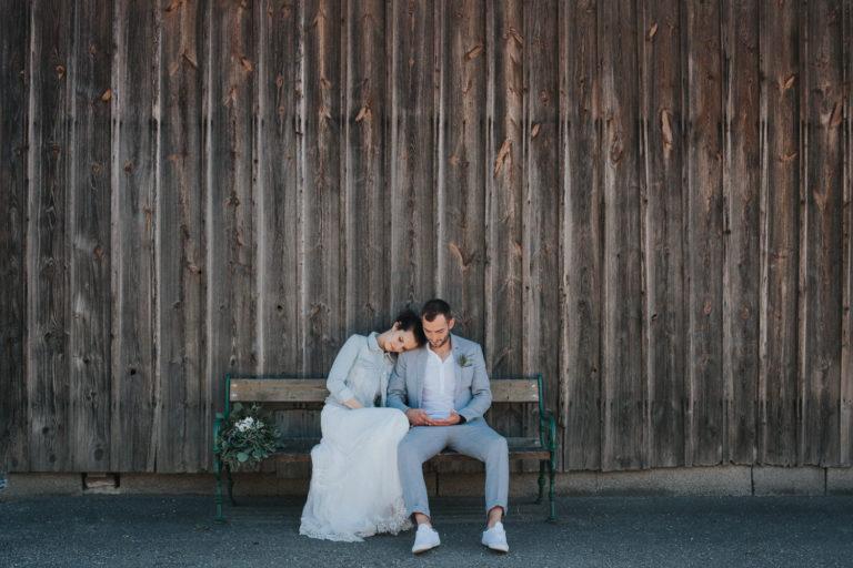 DIY Vintage Hochzeit in traumhafter Scheunenlocation