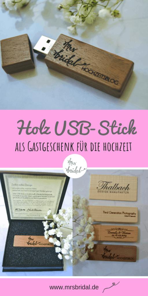 Holz USB Stick(1)