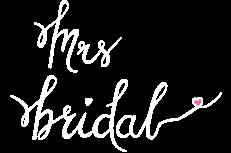 MRS BRIDAL - Hochzeitblog für Freiburg und Offenburg