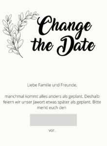 Change the Date_sw